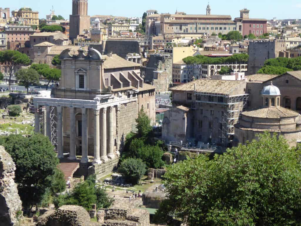 48 Hours in Rome, Italy