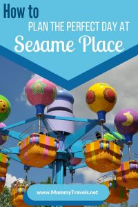 How to plan the perfect day at Sesame Place