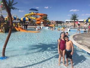 Doug Russell Community Pool in Midland, Texas