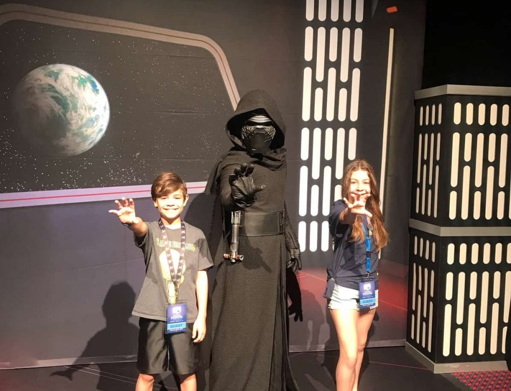 Star Wars Characters in Disneyland: Where to Find Them