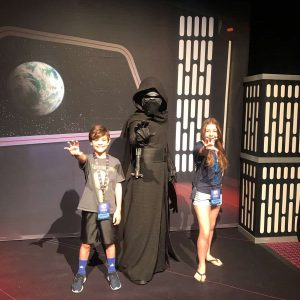 Where to find Star Wars Characters in Disneyland