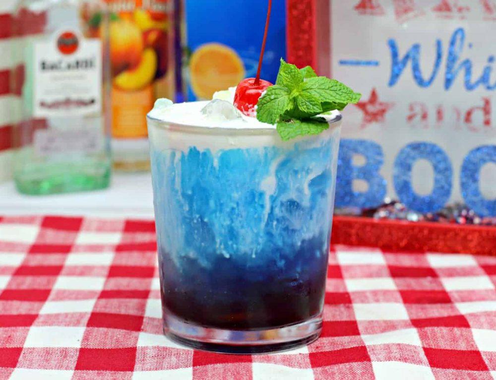4th of July Cocktails: The American Tye Dye & Rocket Gin