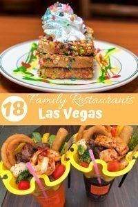 18 Family Friendly Restaurants in Las Vegas