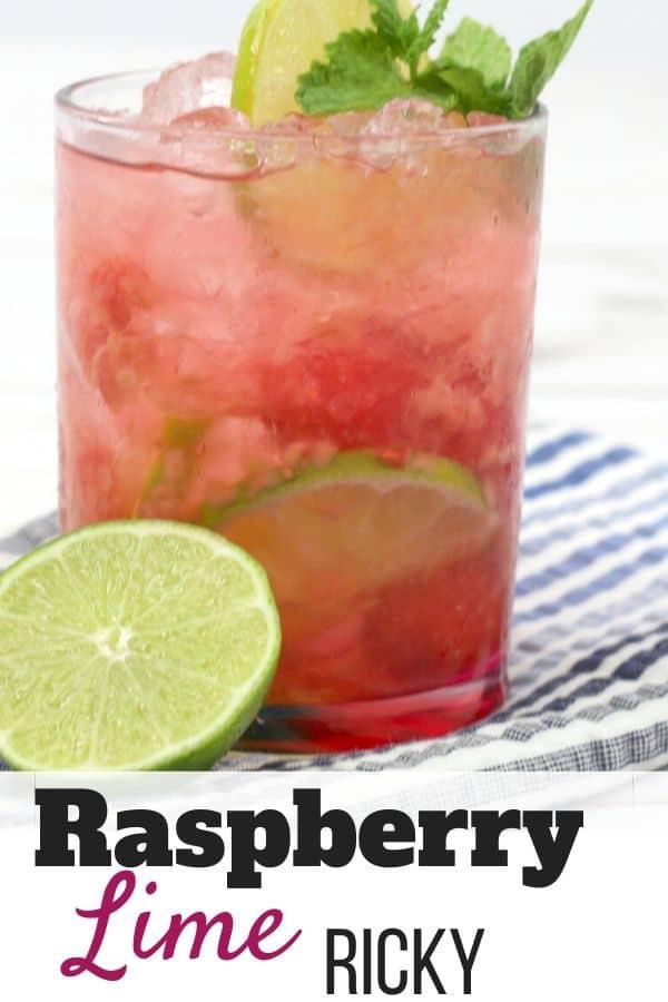 Raspberry Lime Ricky