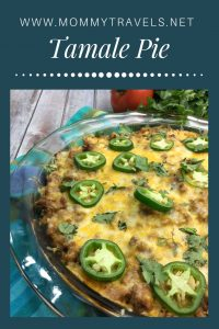 Tamale Pie an easy Tex-Mex casserole