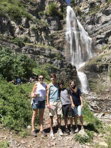 Stewart Falls Hike