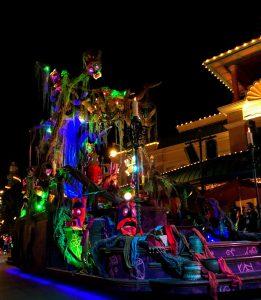 Frightfully Fun Parade