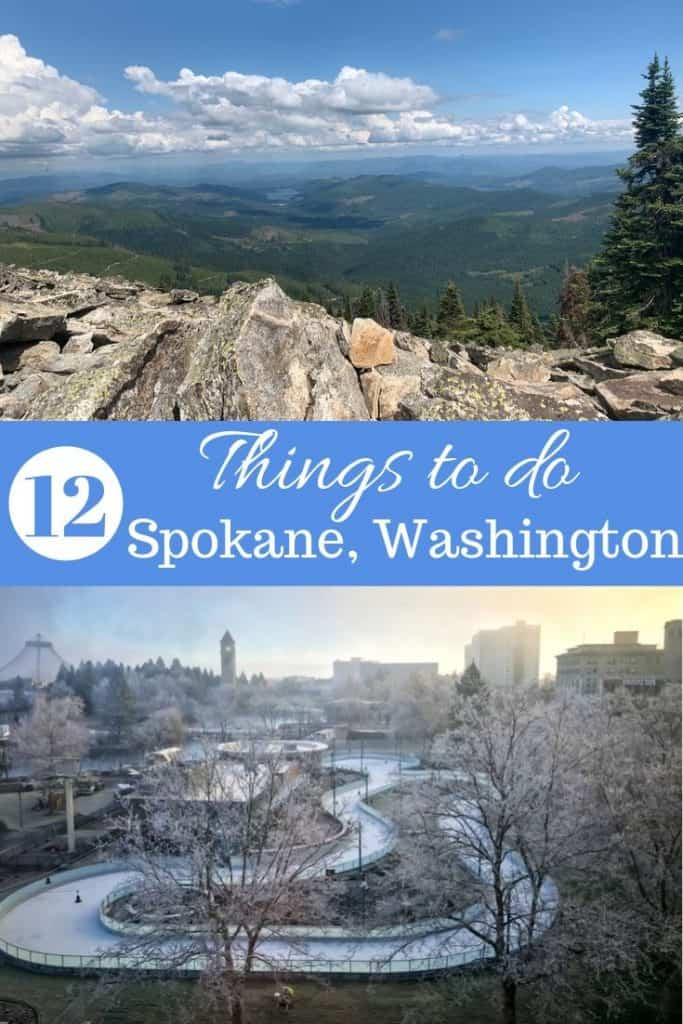12 Things to do in Spokane, Washington