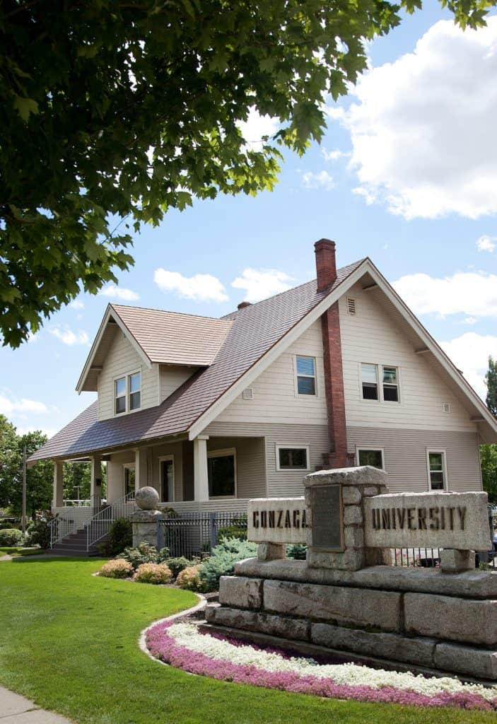 The Bing Crosby House at Gonzaga University