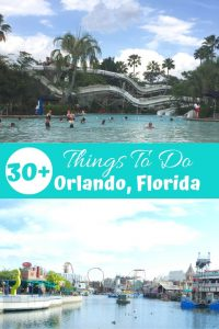 30+ Things to do in Orlando