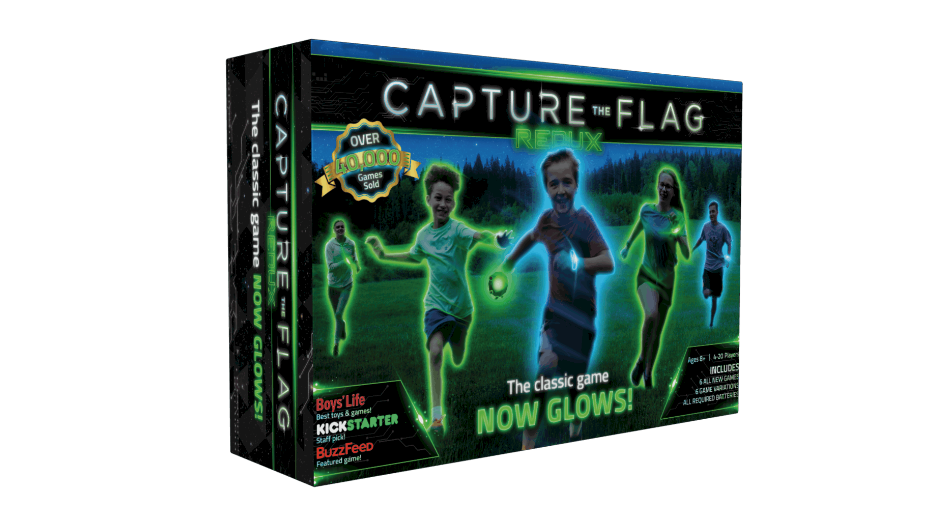 Capture the Flag REDUX