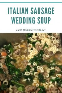 Italian Sausage Wedding Soup recipe