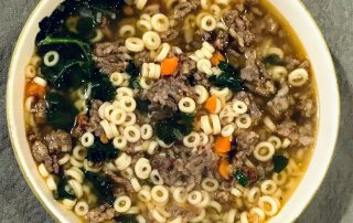 Italian Sausage Wedding Soup Recipe