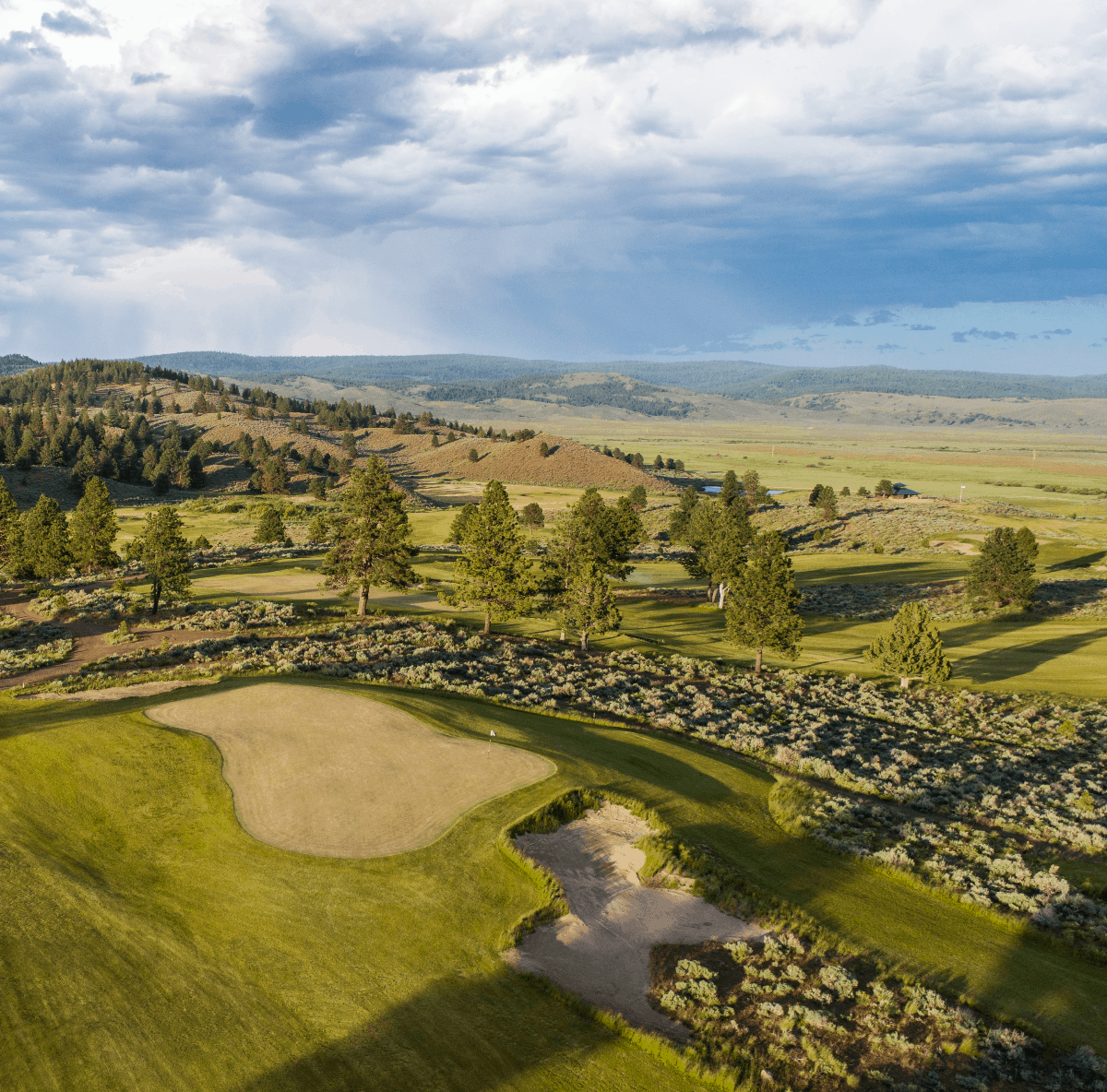 Silvies Valley Ranch Golf course review