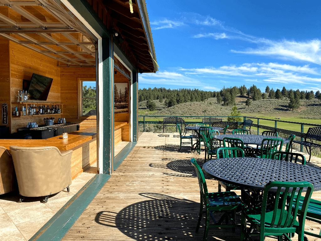 Silvies Valley Ranch golf club
