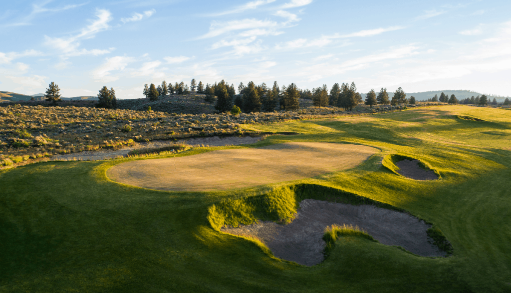 The Hankins Course at Silvies Valley Ranch
