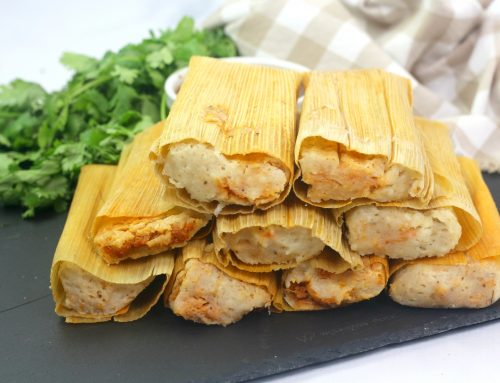Step by Step Pork Tamales Recipe