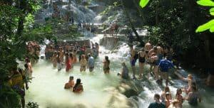 Dunn's river- jamaica