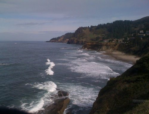 Scenic Oregon Coast Road Trip