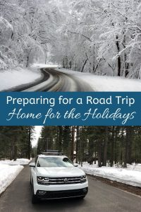 Road Trip Home for the Holidays