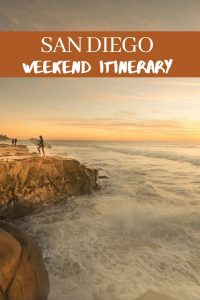 San Diego Weekend Itinerary