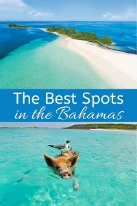 The best spots in the Bahamas