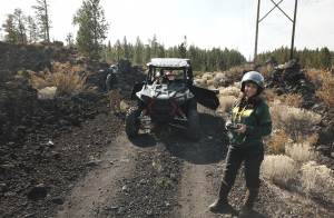What to wear offroading when it's cold