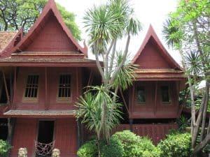 Jim Thompson House in Bangkok