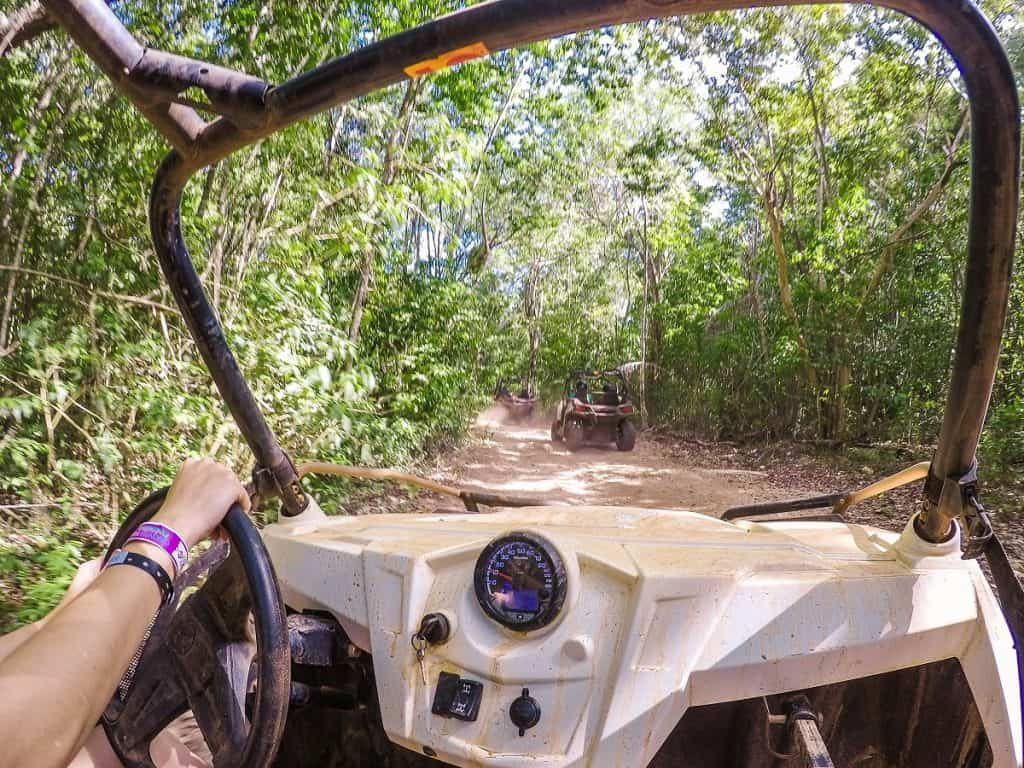 Yaaman Adventure Park Mud Buggies