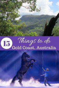 15 Things to do Gold Coast, Australia