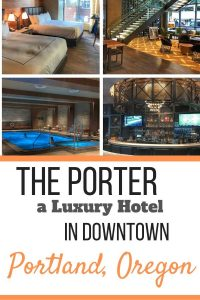 The Porter a hotel in Portland Oregon