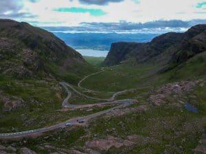Bealach Na Ba Pass