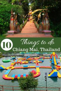 10 Things to do Chiang Mai, Thailand