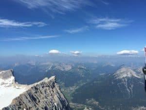 Zugspitze hiking