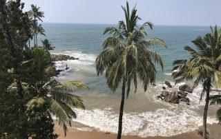 Mt. Lavinia beach hotel Colombo, Sril Lanka