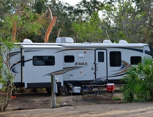 How to Keep Your RV Clean and Organized