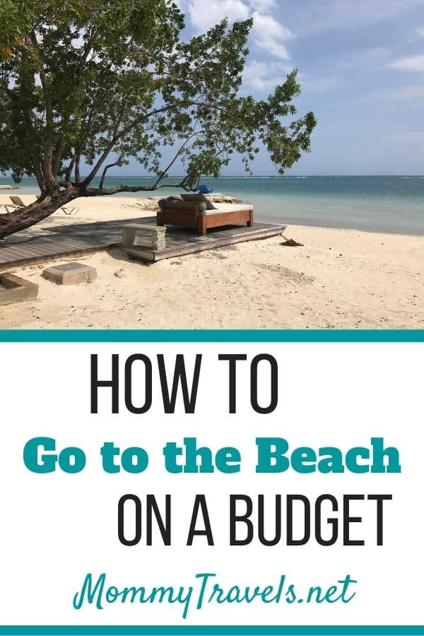 How to Go to the Beach on a Budget