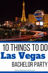 10 Things to do in Las Vegas for a Bachelor Party. Have the best bachelor party in Las Vegas with these fun ideas for the party, and get ready to make some awesome Vegas bachelor party memories.