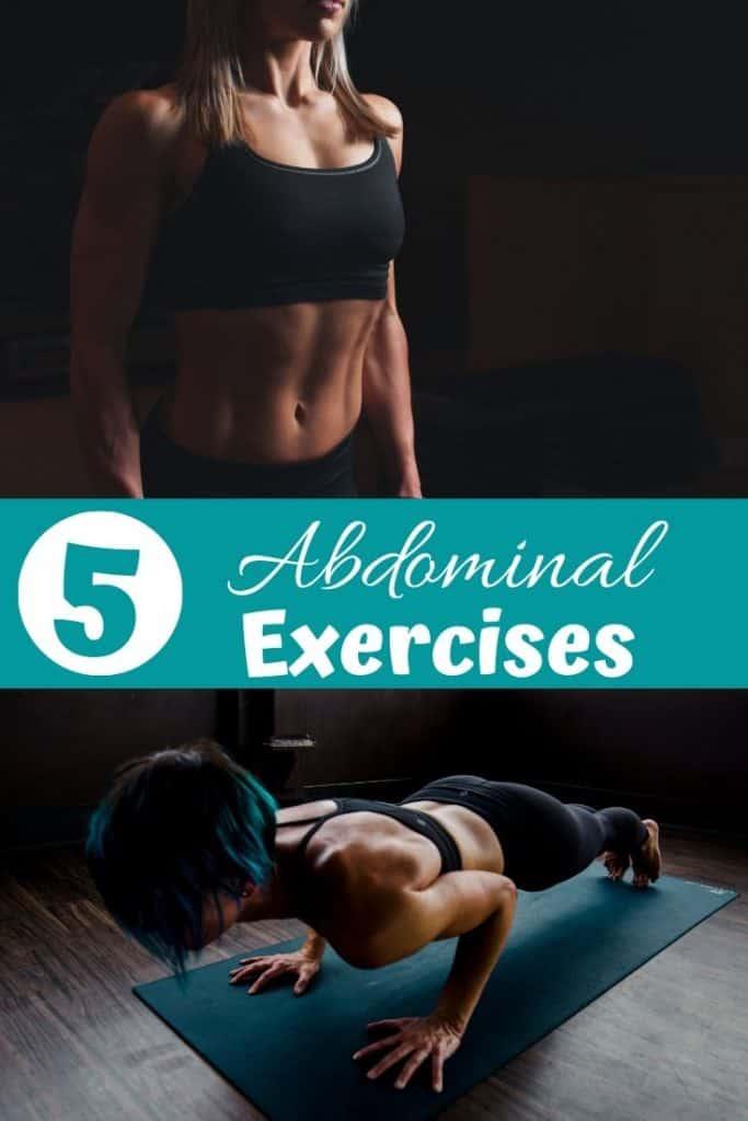 5 Ab Strengthening Exercises