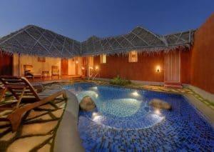 Evolve Back Resorts in Kabini