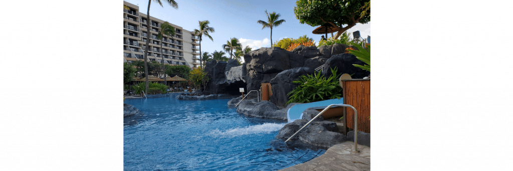 Maui Pool Marriott Ocean Club