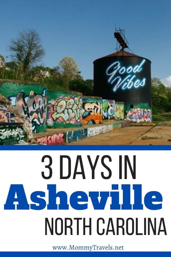 3 Day Asheville Itinerary