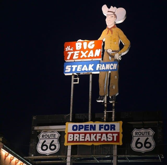 Big Texan