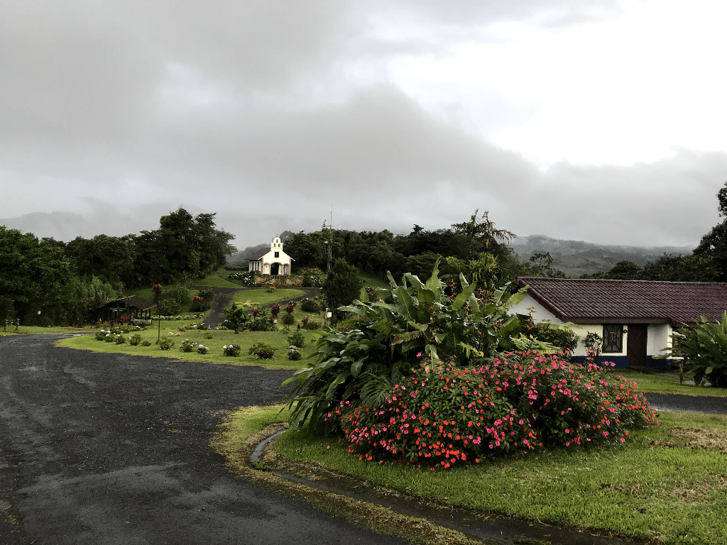 Villa Blanca in the Cloud Forest