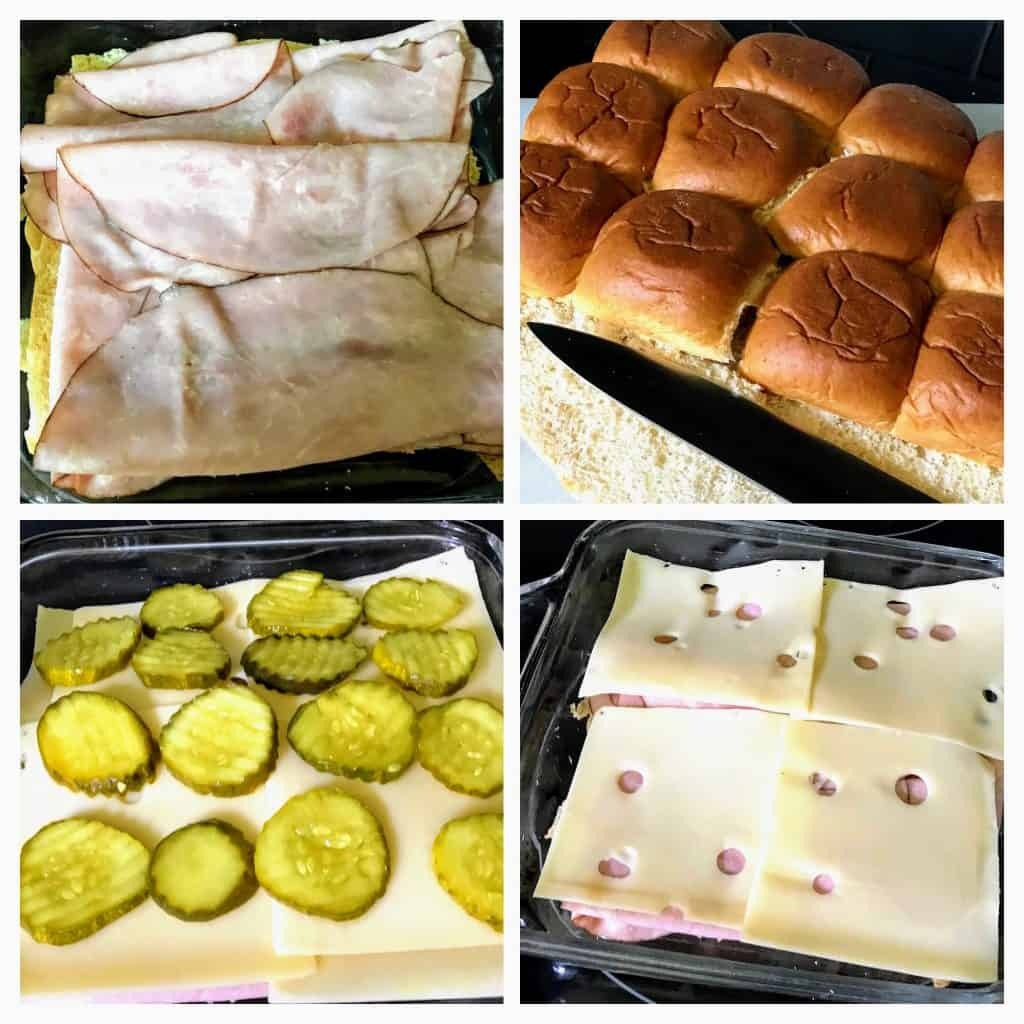 How to make cuban slidders