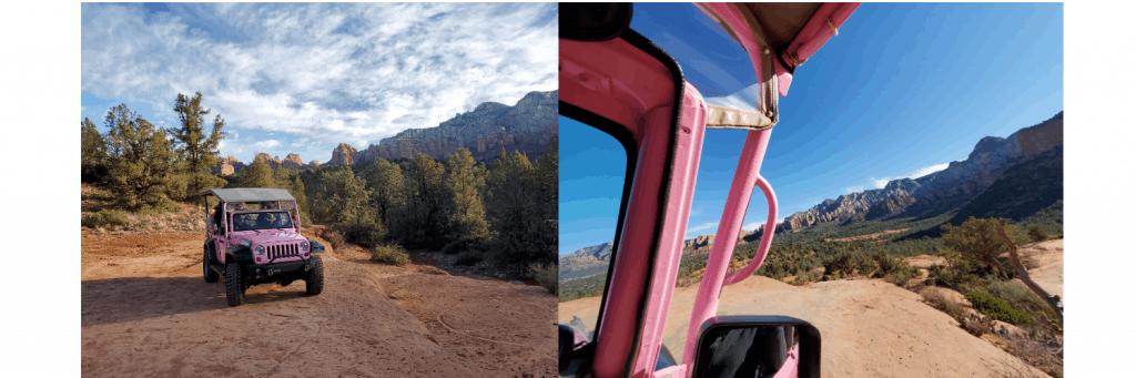 Sedona Pink Jeep Tours