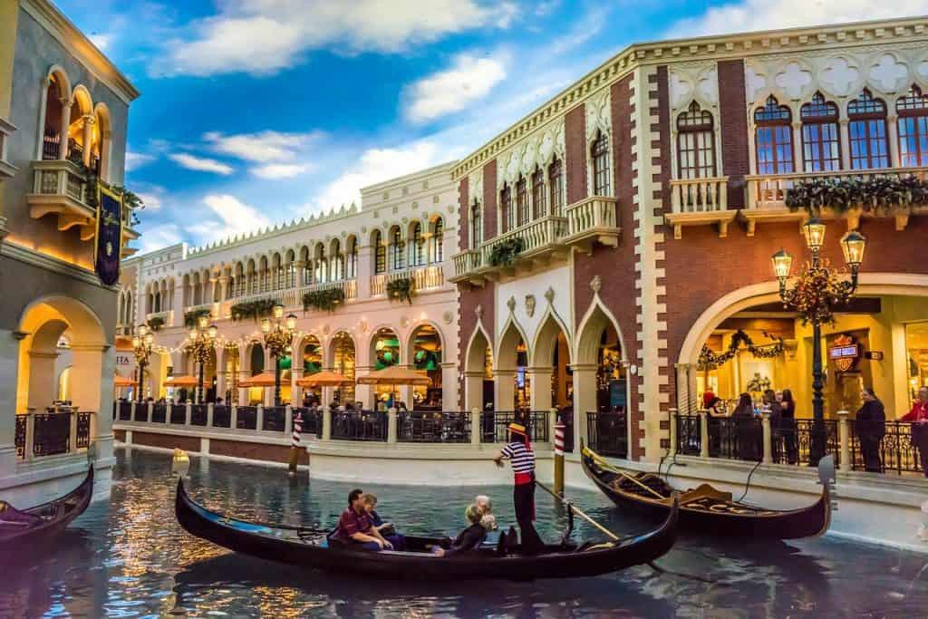 Venetian Gondola Vegas