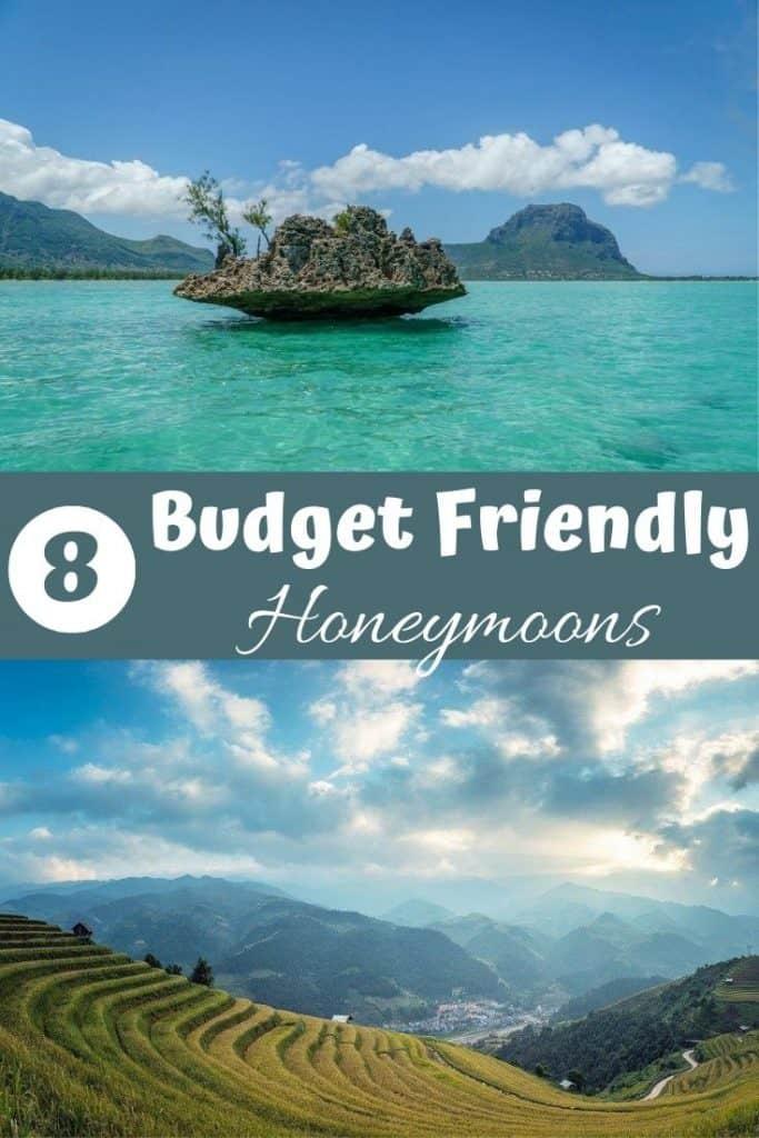8 Budget Friendly Honeymoon Destinations