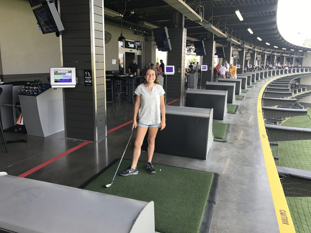 Top Golf Hillsboro, Oregon