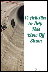 14 Physical Activities to help kids blow off steam and destress